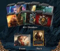 Sorcerer Card Dividers Pack