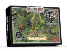 GAMEMASTER Terrain Kit: Wilderness & Woodland