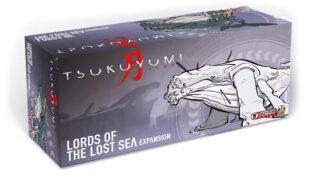 Tsukuyumi: Lords of the Lost Sea