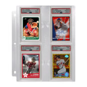 Page for Graded PSA Slabs (UPR85757)