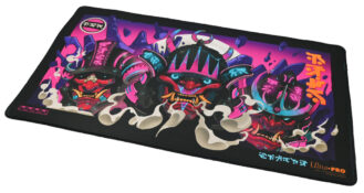 Kamigawa: Neon Dynasty stitched playmat