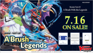 A Brush with the Legends Sneak Preview