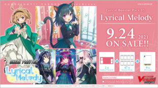 Cardfight!! Vanguard: Lyrical Melody Sneak Preview