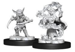 WZK90388 • Goblin Sorcerer & Rogue Female • $4.99