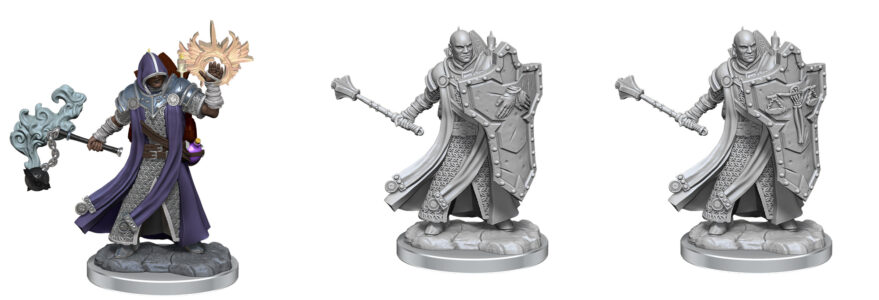 WZK75071 Human Cleric Male
