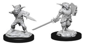 Male Goblin Rogue & Female Goblin Bard (WZK90309)