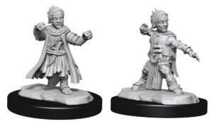 Pathfinder Deep Cuts: Halfing Monk Male (WZK90328)